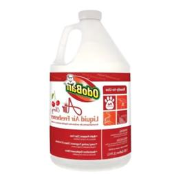 Odoban 1 Gallon Air Freshener And Deodorizing Liquid, Cherry
