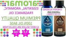 AROMAR 100% Oil Air Fresheners, Essential Oil  SIZE 1, 2, 5