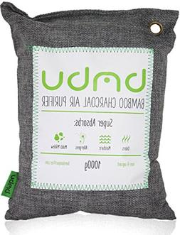 1000g Large Bamboo Charcoal Air Purifier Bag - Deodorizer an