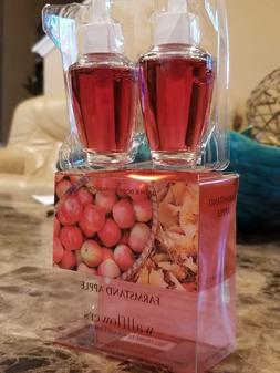 2 BATH & BODY WORKS Farmstand Apple  WALLFLOWERS FRAGRANCE R