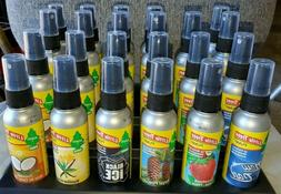 Little Trees 2 oz Pump Spray Air Freshener Choose Scent Buy