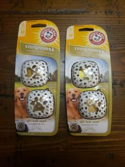 2 Packs Arm & Hammer Air Freshener Vent Clip