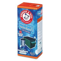 Arm & Hammer 20015632 Trash Can & Dumpster Deodorizer,Powder
