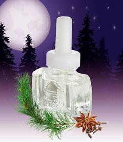 3 Starry Night Plug in Refills for Glade Air Wick
