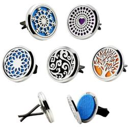 316L Steel Clip for Car Air Freshener Aromatherapy Essential