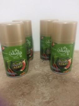 4 NEW Glade Acoustic Sage Automatic Air Fresheners Limited E