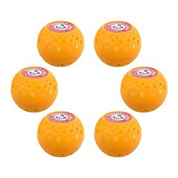 Arm & Hammer 48256 Odor Busterz Balls, 6 Pack, Orange