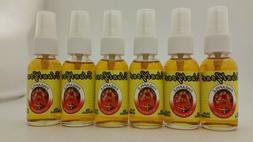 6 cherry concentrated air freshener spray