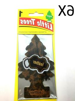 6 pc  Little Trees Hanging Air Freshener Suitable use for Ca