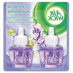 Air Wick 78473 2 Count RelaxationTM Air Wick® Scented Oil R
