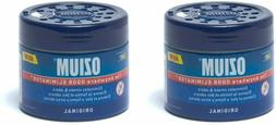 Ozium 804281 - 2 Pack Smoke & Odors Eliminator Gel, Original