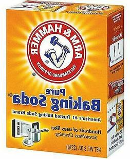ARM - HAMMER Pure Baking Soda 8 oz