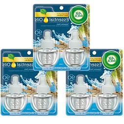 Air Wick Life Scents, Scented Oil Plug in Air Freshener Refi