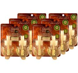 Air Wick Scented Oil 2 Refills, Warm Mahogany, , Air Freshen