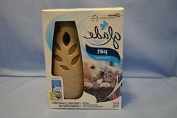 Glade Automatic Spray Air Freshener Starter Kit, Pet Clean S