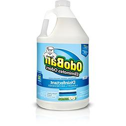 OdoBan Fresh Linen Odor Eliminator and Disinfectant Concentr