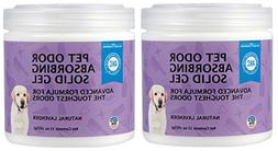 Pet Odor Absorber Gel - Air Freshener and Odor Eliminator -