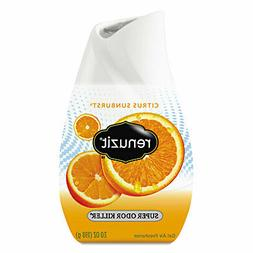 Renuzit Adjustables Air Freshener, Citrus Sunburst, 7 oz Con