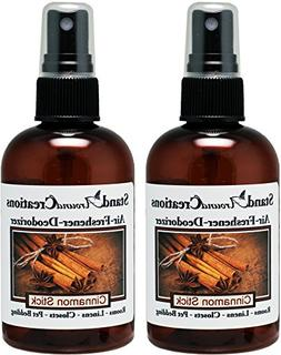 Set of 2-4oz.Concentrated Spray Air-Freshener/Deodorizer - S