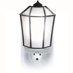Yankee Candle Black Lantern - Night Light Scent-Plug Air Fre