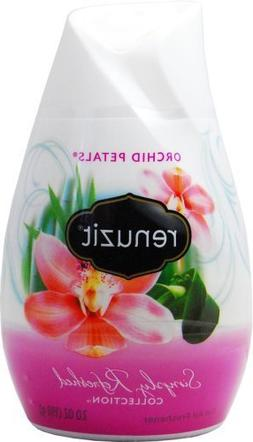 Renuzit Adjustables Air Freshener, Orchid Petals, 7 Ounce by