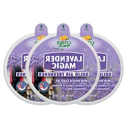 Air Freshener for Closets 3-Count 8 oz Lavender Magic Solid