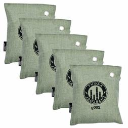 air purifying bag 5 pack fresh style