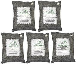 Air Purifying Bags Bamboo Charcoal Natural Freshener Purifie