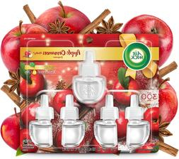 Air Wick Scented Oil 5 Refills, Apple Cinnamon Medley, , Air