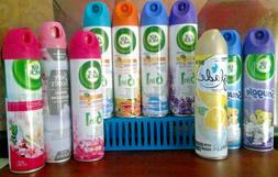Air Wick/Sure Scents/Glade Air Fresheners 8 oz.  ***Lot of 4