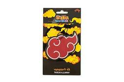 Naruto Akatsuki Red Rain Cloud Hanging Car Air Freshener | V