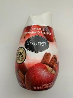 Renuzit 7 oz Apple & Cinnamon Adjustable 12 Pack