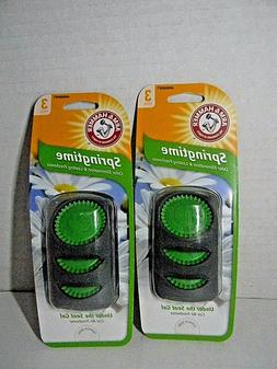 Arm & Hammer Under the Seat Automotive Air Freshener Springt