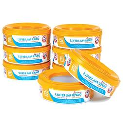 Diaper Pail Refill Rings Munchkin Arm & Hammer 2176 Count