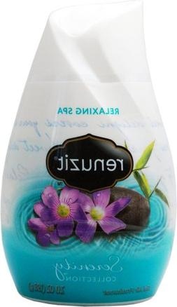 Renuzit Aroma Relaxing Spa Adjustables Long Last Air Freshen