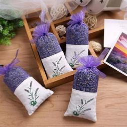 Aromatic Aromatherapy Lavender Dried Flower Sachet Bag Air F