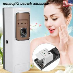 Automatic Aerosol Dispenser Light Sensor Bathroom Toilet Deo