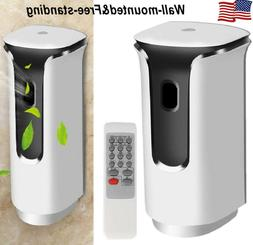 Automatic LED Fragrance Dispenser Remote Control Air Freshen