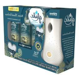 Glade Automatic Spray Air Freshener 1 Holder + 3 Refills War