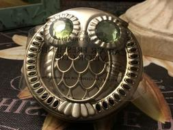 Bath & Body Works- Bronze- OWL SCENTPORTABLE-Visor/Car Clip-