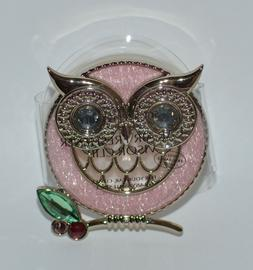 BATH & BODY WORKS PINK FUZZY OWL BRANCH GEM SCENTPORTABLE HO
