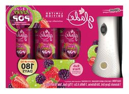 Glade | Berry Pop | Automatic Spray Air Freshener 1 Holder +