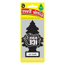Little Trees Black Ice Hanging Air Freshener Scent Home Car
