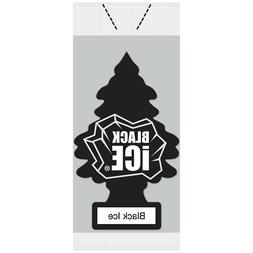 Little Trees Black Ice Tree Air Freshener Home/Car Scent 6-1
