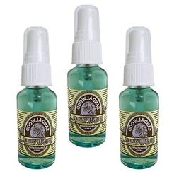 BluntPower 1 oz Glass Bottle Oil Based Concentrated Air Fres