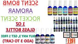 BUY 2, GET 1 FREE Scent Bomb Aromar Rocket Scents 100% Oil A
