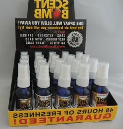 BUY 2 GET 1 FREE Scent Bombs Car Home Air Freshener Concentr