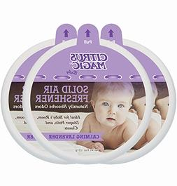 Baby Calming Lavender Scent Odor Absorbing Solid Air Freshen
