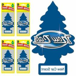 3 Pack New Car Scent Little Tree? Air Fresheners