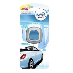 Febreze Car Vent Clips Air Freshener and Odor Eliminator, Li